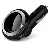 Автомобильный Bluetooth FM трансмиттер Handsfree Car Kit Q9