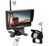 """Автомобильный монитор 7.0"""" HD-770W с беспроводной камерой заднего вида"""