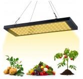 Фито лампа для растений BlackMix LED Plants Grow 75-100, 75 диодов, 100 Вт