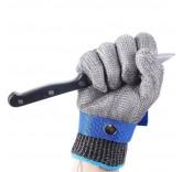 """Кольчужная перчатка для защиты от порезов MaxxMalus """"Shield V3"""""""