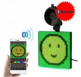Сетодиодный дисплей для автомобиля LED Emoji