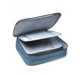 Дорожная сумка для ручной клади и документов, цвет синий