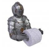 """Держатель для туалетной бумаги Home Comfort """"Рыцарь золотого льва"""""""