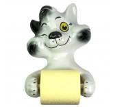 """Держатель для туалетной бумаги Home Comfort """"Котик"""""""