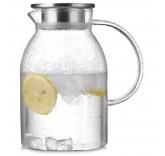Чайник - кувшин «Jimmeal»  для чая и лимонада 1.8л.