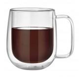 Кружка с двойным стеклом Tony 350 ml для горячих напитков
