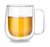 Кружка с двойным стеклом Tony 250 ml для горячих напитков