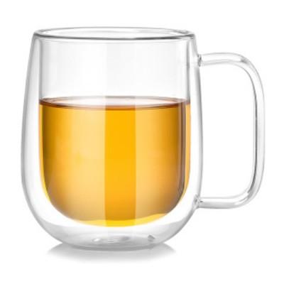 Купить Кружка с двойным стеклом Tony 250 ml для горячих напитков с доставкой по России
