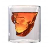 Термобокал с двойными стенками Crystal Skull 250 ml для холодных и горячих напитков