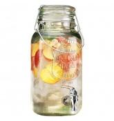 Диспенсер лимонадник Ice Cold Drink для холодных напитков и домашнего лимонада 3.5 л