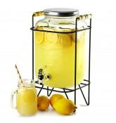 Диспенсер лимонадник Yorkshire для холодных напитков и домашнего лимонада 5 л
