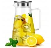 Графин Juice & Iced Tea для чая и домашнего лимонада 1.5 л