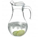 Графин с крышкой Bistro для чая и лимонада 1.0 л