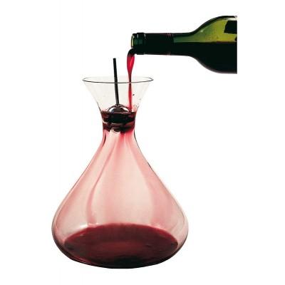Купить Декантер для вина с крышкой из нержавеющей стали с доставкой по России