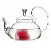 Заварочный чайник из жаропрочного боросиликатного стекла Classic 0.8 л