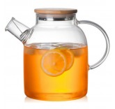 Заварочный чайник из жаропрочного боросиликатного стекла Cold Tea 1.5 л
