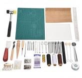 "Набор инструментов для кожи ""Leather Tool Kit"", 42 предмета"