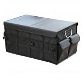 """Сумка-органайзер в багажник автомобиля складная Home Comfort """"Scorp-66"""", черная"""