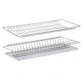 """Сушилка для посуды с поддоном Home Comfort """"Грация-8"""", для шкафа 80 см"""