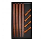 Набор палочек MaxxMalus для суши с подставками 100-091