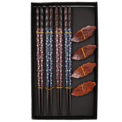 Купить Набор палочек MaxxMalus для суши с подставками 100-095 с доставкой по России