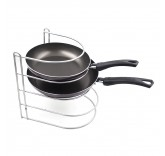"""Подставка для хранения сковородок и крышек Home Comfort """"Грета"""", 5 секций"""