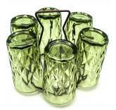 "Сушилка для стаканов Home Comfort ""Элана"", 6 крючков"