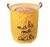 Корзина для белья Make Me Smile (350*450мм)