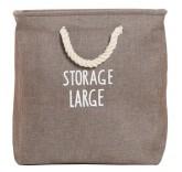 "Складная корзина для белья Home Comfort ""Storage Lage"""