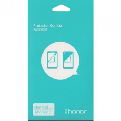 Купить Пленка защитная для Huawei Honor 7 (оригинальная) с доставкой по России