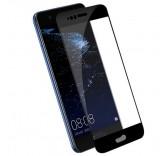 Защитное стекло для Huawei P10 Plus черное (BlackMix)