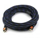 Кабель HDMI (M) to HDMI (M) ver 1.4 в оплетке (10 метров)