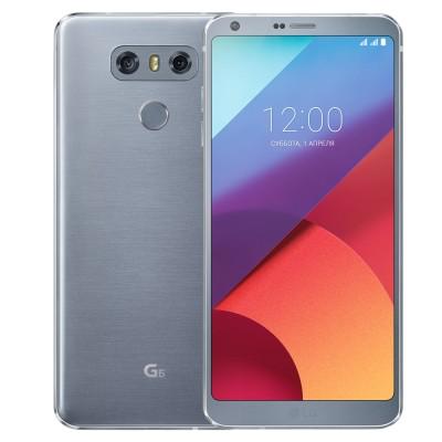 Купить LG G6 32Gb H873 Platinum уцененный с доставкой по России