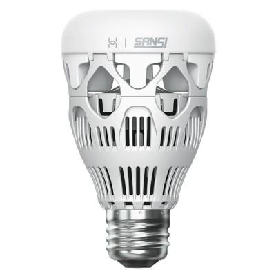 Купить Умная лампочка Huawei Sansi WiFi Smart Multi Color LED Light E27 с доставкой по России