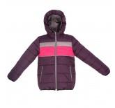 """Демисезонная куртка для девочек  """"Розовая акварель"""""""