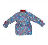 """Демисезонная куртка для девочек """"Цветик-Семицветик"""""""