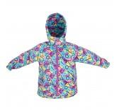 """Демисезонная куртка для девочек  """"Солнечный пляж"""""""