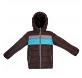 """Демисезонная куртка для мальчиков """"Голубая акварель"""""""