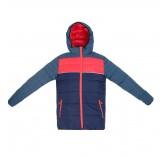 """Демисезонная куртка для мальчиков """"Красная акварель"""""""