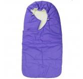 """Демисезонный конверт для новорожденного Beauty Home, """"Темно-фиолетовый"""""""