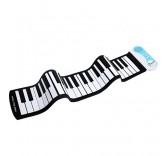 Цифровой гибкий синтезатор Roll up Piano 49 клавиш