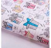Подарочная упаковка глянцевая Подарки