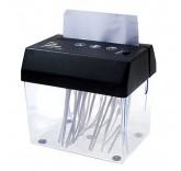 Электрический мини шредер для бумаги с ножом для писем