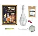 Набор для приготовления настойки в домашних условиях Коньяк домашний ОРЕХОВЫЙ