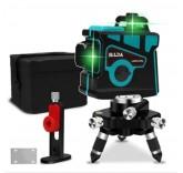 Лазерный уровень/нивелир Hilda 3d/360 синий