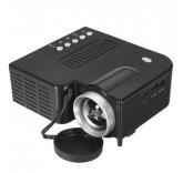 Мини проектор Unic UC28A, черный