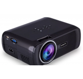 Проектор Mini Led Projector UhaPPy U80 PRO LCD