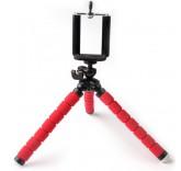 Штатив для смартфонов и экшн камер с гибкими ножками