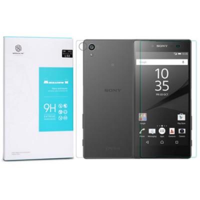 Купить Защитное стекло для Sony Xperia Z5 Premium (Nillkin) с доставкой по России