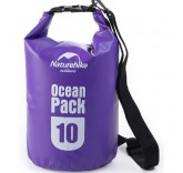 Ocean Pack - водонепроницаемая сумка на 10 литров